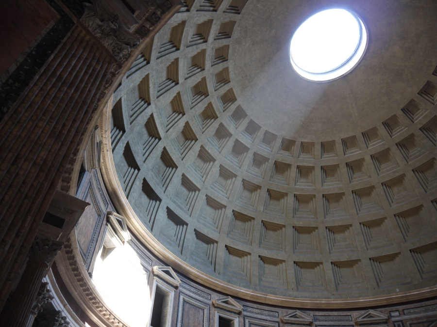 The Pantheon: Built to last