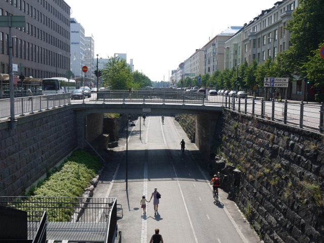 The Big Dig: Helsinki Style