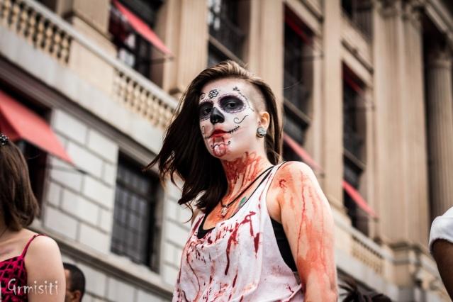 Zombie stare